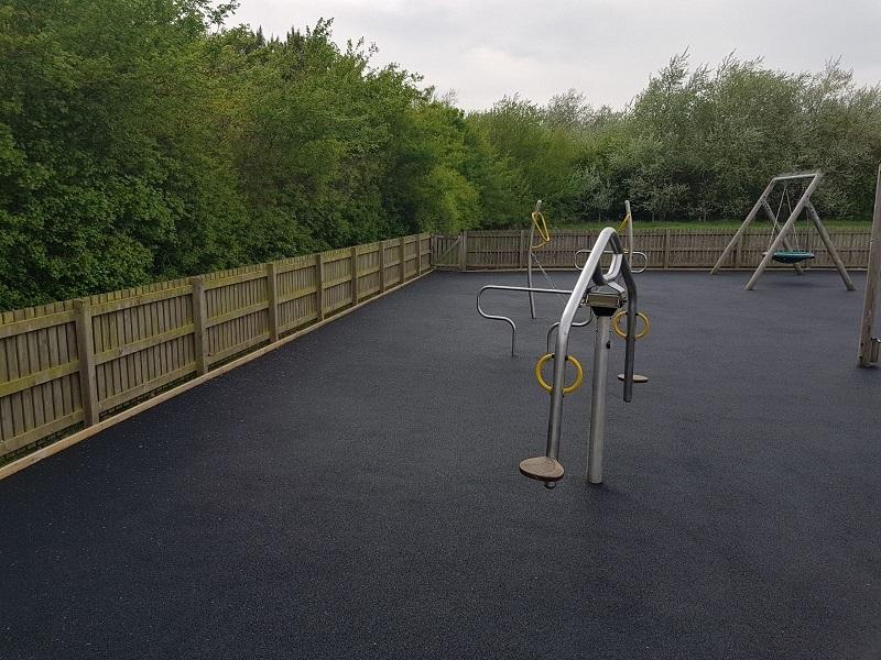 Wetpour Playground Installation Stockport