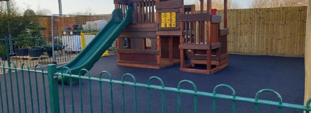 EPDM/SBR Rubber Surfacing Playground Flooring