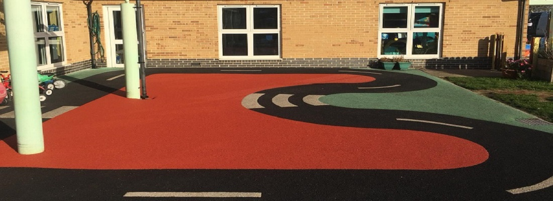 Wetpour Surface Repair Portsmouth