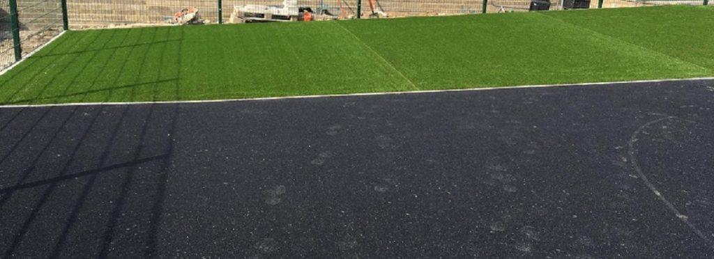 Upgrade, Refurbishment, Replacement of Wetpour Flooring