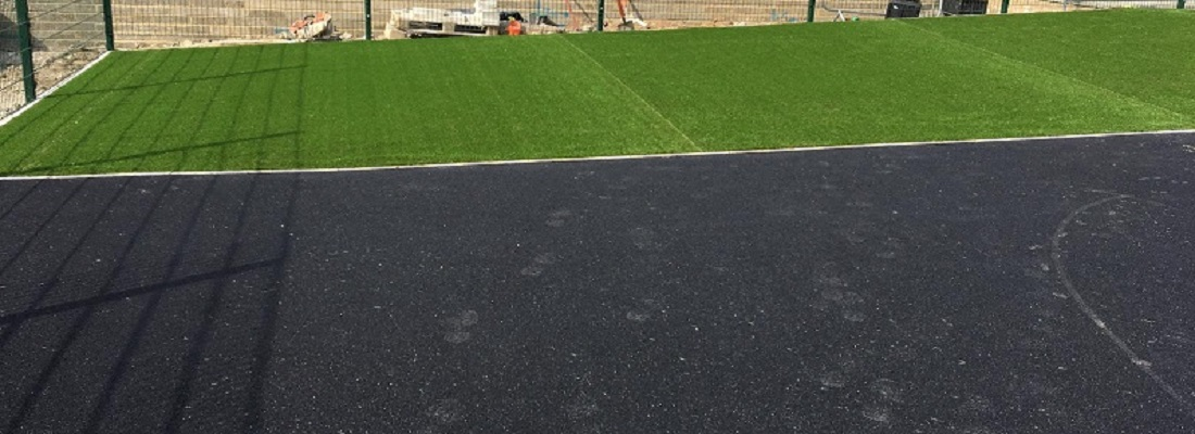 Wetpour and Turf in Harlow