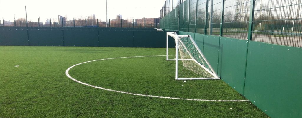 60mm Thick Long Pile Synthetic Turf All Weather Sports Pitches