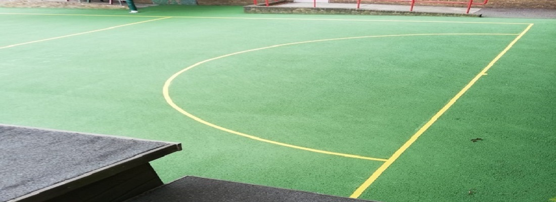 Sports Surface Non Slip Painting in Leicester