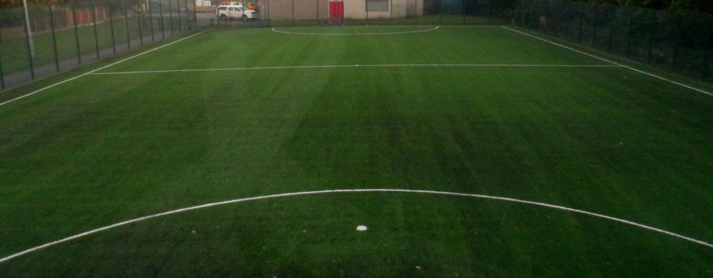 Sand Filled Synthetic Turf Pitch Costs