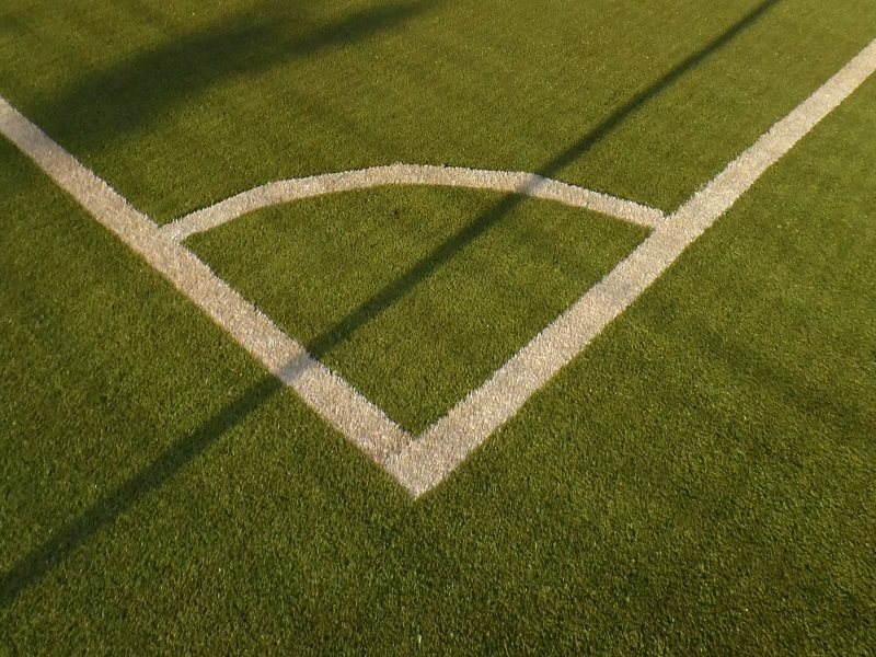 5 a Side Football Long Pile Synthetic Turf Pitches
