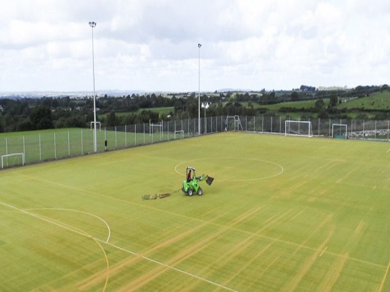 Synthetic Turf Sports Pitch Contractors