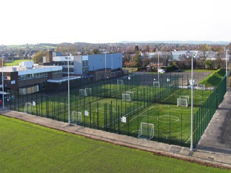 3rd, 4th, 5th, 6th Generation Sports Pitches – Difference in Specification