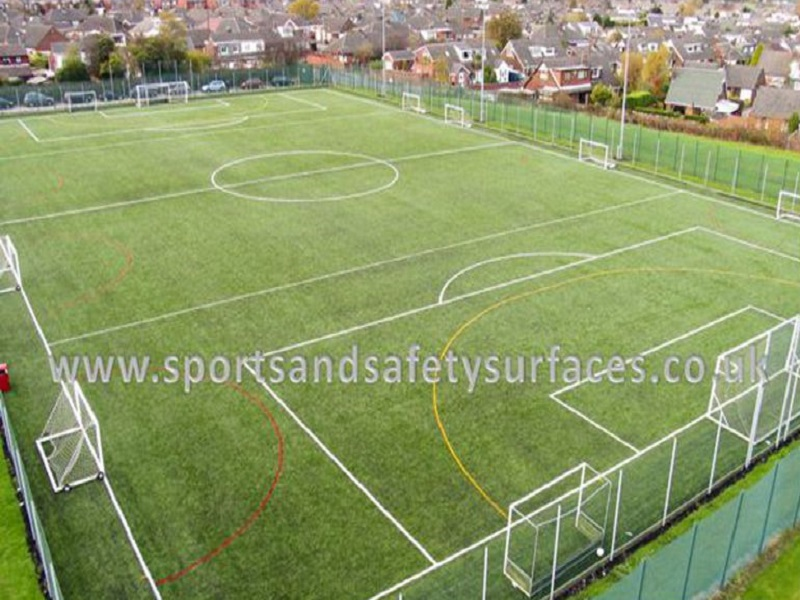 4th Generation Synthetic Sport Surfacing