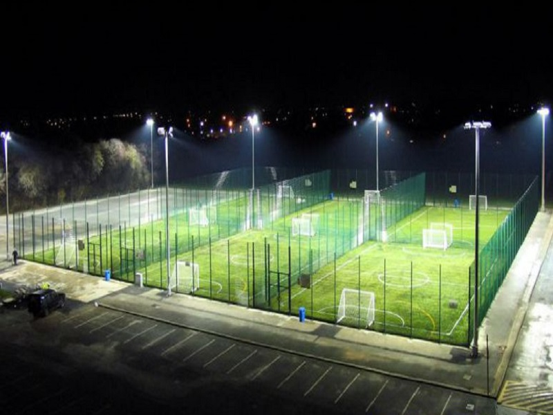 40mm Depth Longer Piled Synthetic Pitch Surfacing