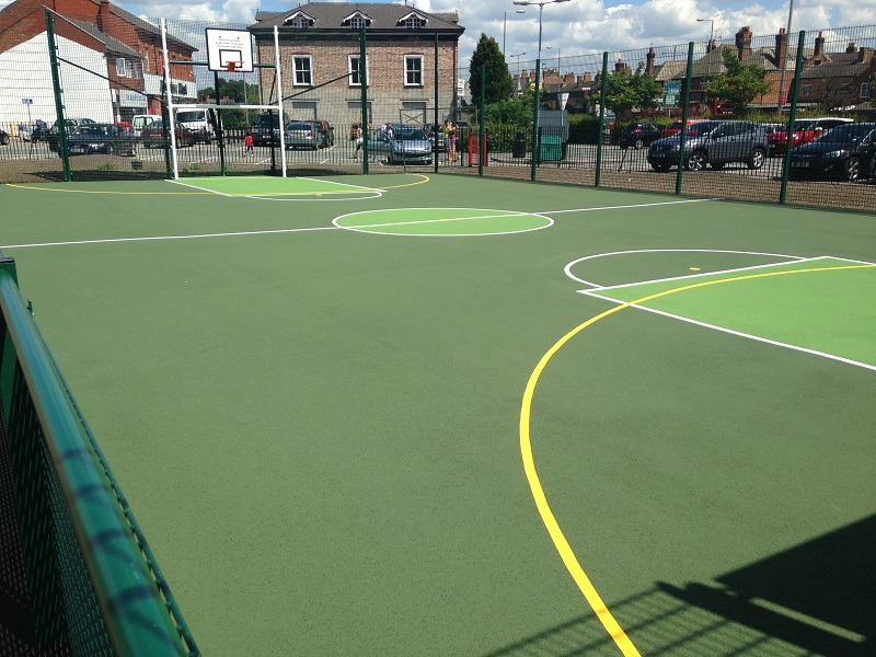Tennis Court Construction Specifications