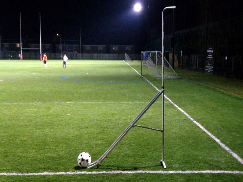 5-a-Side Football Pitch Construction With 3g Artificial Turf