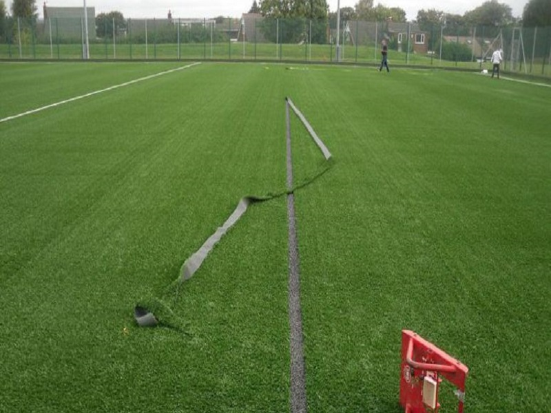 Proactive Maintenance to Artificial Sports Courts