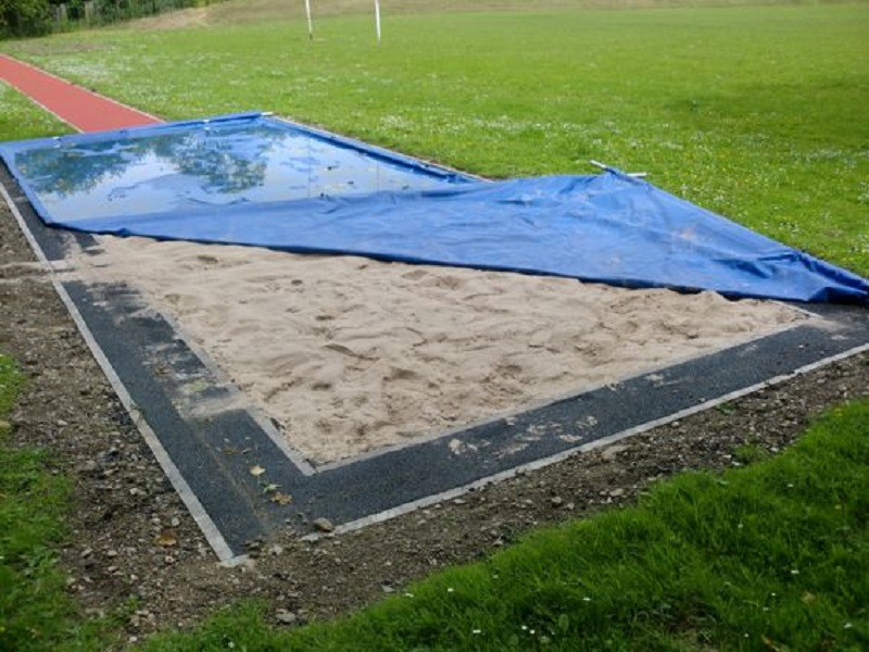 Costs to Construct Triple Jump Athletics Facility