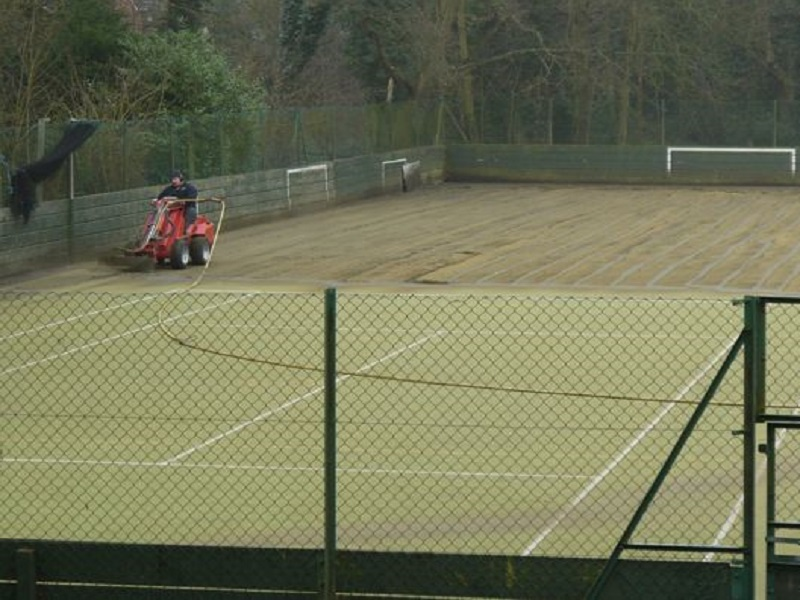 Building 5-a-Side Football MUGA in Gloucester