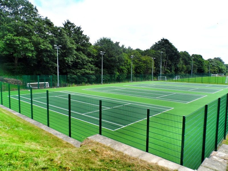 Small Sided Football Dual Use Games Area
